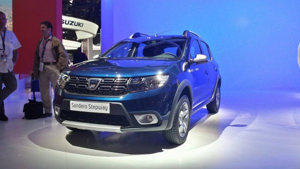 Dacia/Renault Logan y Sandero facelift (2017) 8