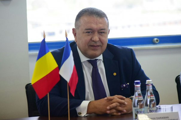 Mihai Daraban, Preşedinte CCIR