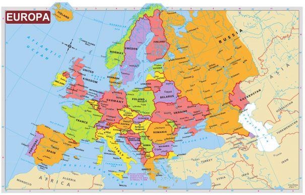 Imagini pentru HARTA UNIUNII EUROPENE