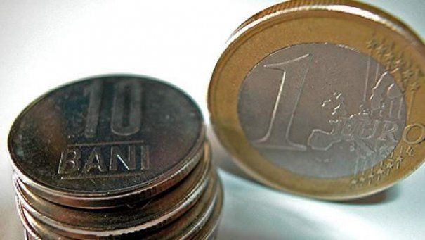curs valutar euro leu romanesc