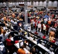 Bursa, în cădere liberă