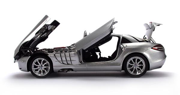 McLaren şi Mercedes nu vor mai lansa împreună un automobil nou