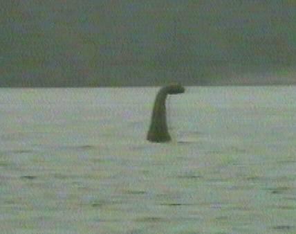 Un milion de lire pentru dovada că monstrul din Loch Ness există!