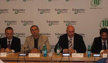 Schneider Electric, venituri de 50 de milioane de euro în 2006