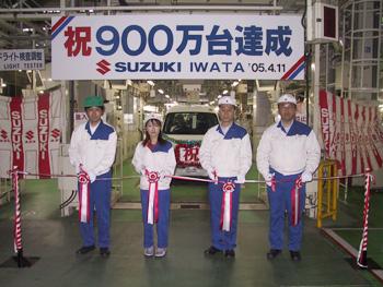 Suzuki – Made in Russia