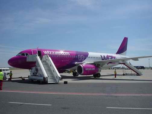 Wizz Air şi-a stabilit o bază operaţională în România