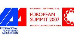Înscrieri online la IAA European Summit 2007 de la Bucureşti