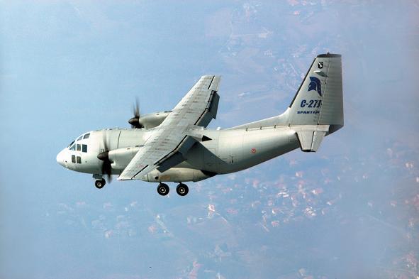 SUA vor cumpăra 78 de avioane de transport C-27J într-un contract de peste 2 miliarde de dolari