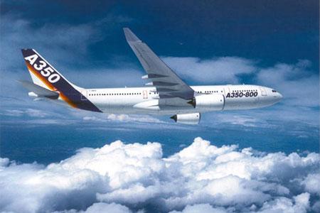 Airbus vinde încă 100 de aeronave A350