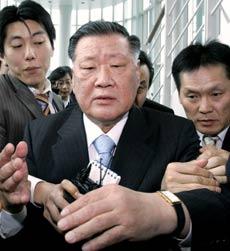 Fostul preşedinte Hyundai cere o pedeapsă mai mică dar riscă dublarea sentinţei