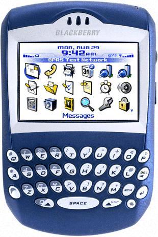 Oficialii francezi nu mai au voie cu BlackBerry