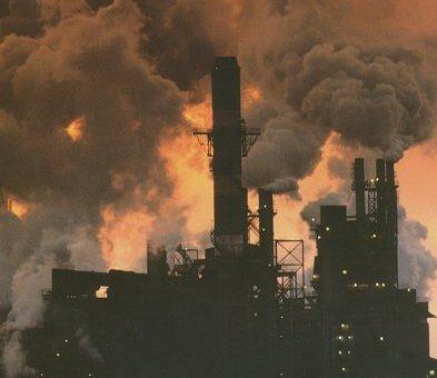 China, locul I în topul ţărilor care poluează