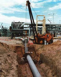 Gazprom şi Eni vor sa construiască o conductă Rusia-Italia