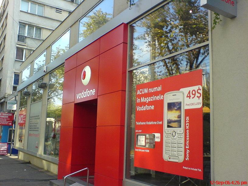 Vodafone lansează iPhone în Europa