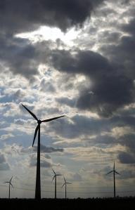 Nemţii au făcut în Texas cel mai mare parc eolian din lume