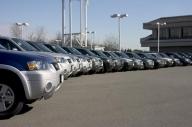 """După închiderea """"Rablei"""", piaţa auto din SUA a scăzut cu 23%"""