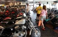 Harley-Davidson a lansat modelele anului 2010 şi în România