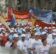 România intră în grevă generală