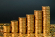 Cursul începe să revină sub 4,25 lei/euro