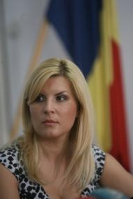 Elena Udrea: Nu se pune problema majorării TVA