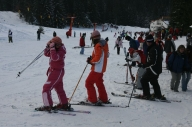 """""""Daily Mail"""": Poiana Braşov, cea mai convenabilă staţiune de schi din lume"""