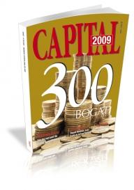 """""""TOP 300 Capital"""": care sunt cei mai bogaţi 25 de români?"""
