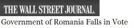 Dezbateri în presa externă: va da FMI un vot de neîncredere României?