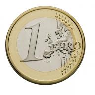Euro a scăzut la 4,2886 lei