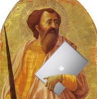 """Biblia multimedia: cartea sfântă a ajuns pe """"sfântul"""" laptop"""