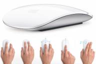 Apple a lansat Magic, primul mouse multi-touch