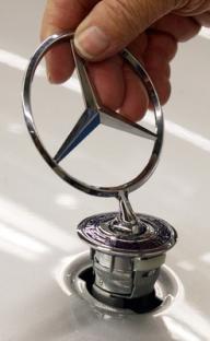 Daimler a anunţat primul profit trimestrial din 2009. Mic