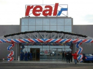 Real încetineşte ritmul de extindere la 2-3 hipermarketuri în 2010
