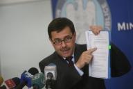 Pogea, avizat negativ de Comisiile Parlamentare pentru funcţia de ministru în Guvernul Croitoru
