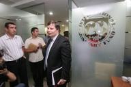 """Oficialii FMI, după prima zi a vizitei: """"Am avut o primă discuţie foarte bună"""""""