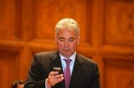 Videanu, avizat negativ de Comisiile de specialitate reunite din Parlament
