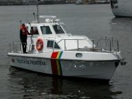 Poliţia de Frontieră va patrula cu şalupe făcute în Croaţia