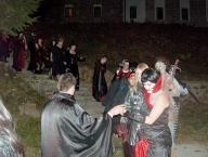 Halloween la Castelul Dracula din Pasul Tihuţa