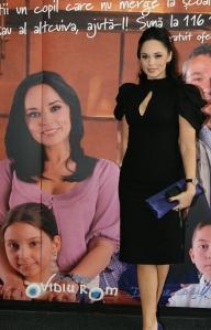 Andreea Marin lansează o linie vestimentară pentru bebeluşi
