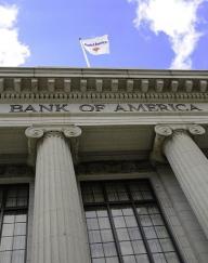 Deutsche Bank şi BNP Paribas au dat în judecată Bank of America