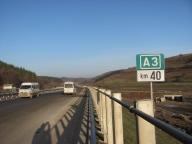 Viteza pe A3 va fi de 110 km/oră