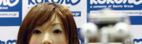 Roboţii, din ce în ce mai umani
