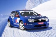 Dacia Duster în acţiune
