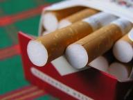 Acciza totală pentru țigarete crește de la 1 iulie