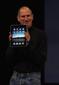 Apple ar putea lansa mini-iPad