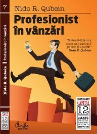 """Capital: """"Profesionist în vânzări"""", o carte pe care trebuie să o ai"""