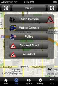 Aplicaţia românească pentru telefon care te salvează de amenzile din trafic