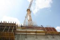 Volumul lucrărilor de construcţie, serie brută, a crescut cu 46,7% faţă de mai