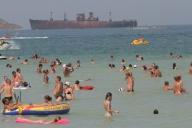 Peste 164.000 de turişti sunt în acest  week-end pe litoral
