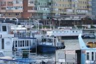 A fost lansată la apă a şaptea navă construită anul acesta la Tulcea