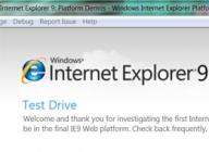 Se lansează Internet Explorer 9